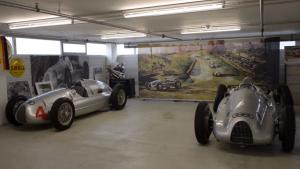 Motor Racing Storage